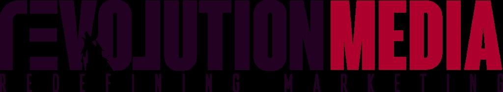 logo revolution media color