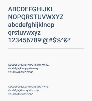 grafic design font